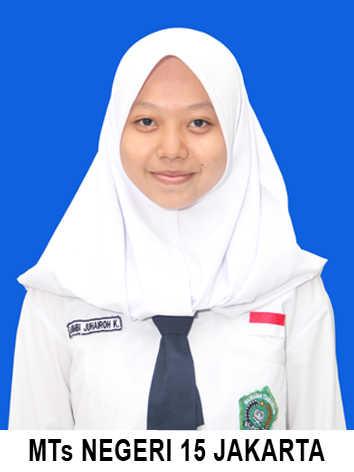 Juara 3 KSM (Kompetisi Sains Madrasah) tingkat DKI